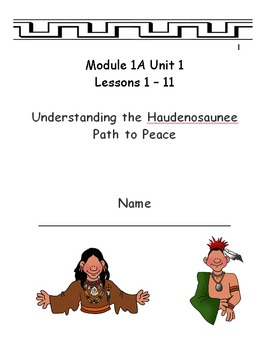 4th Grade ELA Module 1A - Unit 1 - TheHaudenosaunee Thank