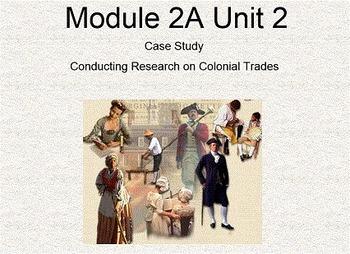 4th Grade ELA Module 2A Unit 2:  Conducting Research on Co
