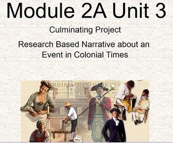 4th Grade ELA Module 2A Unit 3 Lesson 1-16 Powerpoint