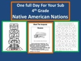 Native American Nations - Common Core Aligned Full Day For