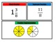 4th Grade Fraction Match-Up Game for Common Core