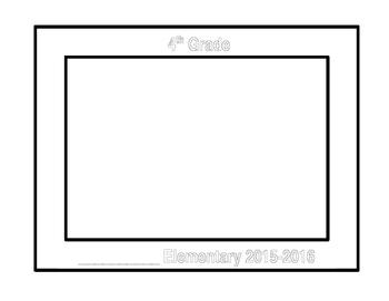 4th Grade Frame
