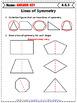 4th Grade Geometry Worksheets: 4th Grade Math Worksheets,