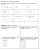 4th Grade Go Math- Chapter 8 Classwork/Homework