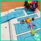 4th Grade Interactive Math Notebook: Engage NY Module 4