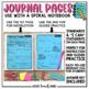 Interactive Math Notebook 4th Grade Math Measurement & Data