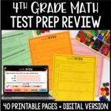 4th Grade Math Common Core Review