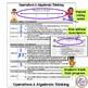 Math Data Tracker Flip Book (4th Grade CCSS 4 Point Scale)