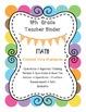 4th Grade Math & ELA Binder Covers - Bundle Pack