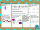 4th Grade Math Spiral Choice Boards Set 1 Over 60 Question
