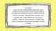 4th Grade Math Standards on Yellow Star Frame
