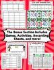 Math Test Prep Task Cards (Superhero Theme) 4th Grade