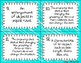 4th Grade Math Vocabulary Task Cards