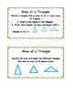 4th Grade Measurement Task Cards
