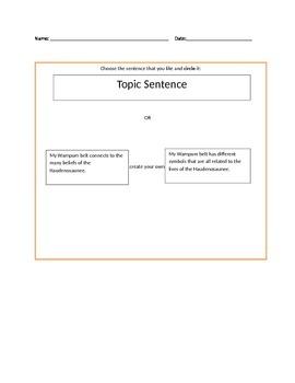 4th Grade Module 1a Lesson 9 Graphic O pg 1