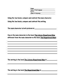 4th Grade New York Alternative Assessment ELA Standard RL4