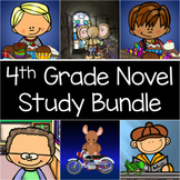4th Grade Reading Level Interactive Notebook and Activity