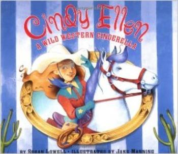 Cindy Ellen and Cinderella Reading Review