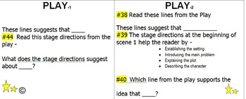 4th Grade Reading STAAR Questions