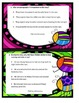 4th Grade STAAR Aligned Fiction Reading Passage Task Cards