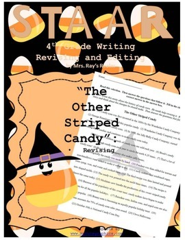 The Other Striped Candy-STAAR Writing Revising Passage