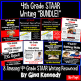 4th Grade STAAR Writing Product Bundle