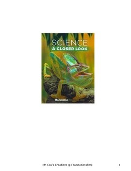 A - 4th Grade Science - Complete Study Guides and Tests -