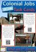 4th Grade Social Studies BUNDLE {Task Cards & Study Guides