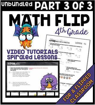 4th grade spiraled math ● 4th grade daily math