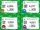 """Subtraction Across Zeros"" Task Cards with Bonus QR Codes"