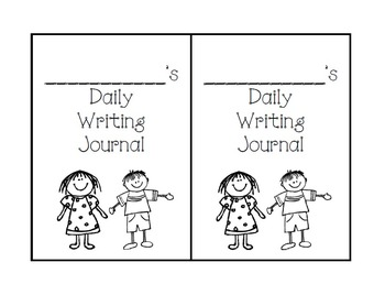 4th Grade Wonders: Writing Journal Unit 1