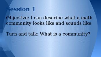 4th grade Bridges Module 1 Unit 1 objectives and vocabulary
