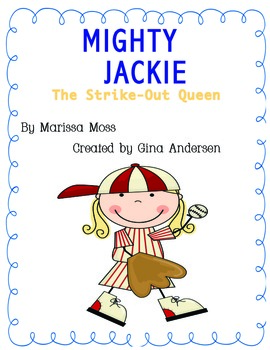 "4th grade Treasures Reading Unit 2 Week 1 ""Mighty Jackie"""