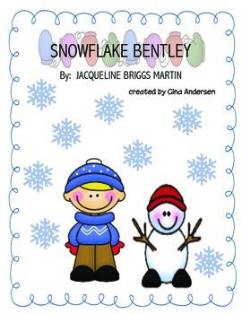 "4th grade Treasures Reading Unit 3 Week 5 ""Snowflake Bentley"""