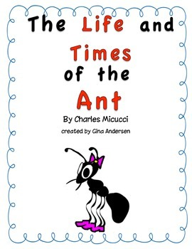 """4th grade Treasures Reading Unit 6 Week 5 """"The Life and Ti"""