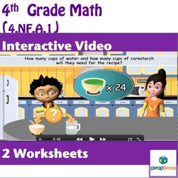 Common Core Math Activity- Recognize and Generate Equivale