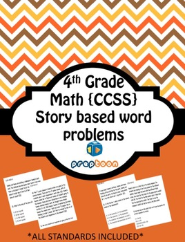 Common Core Math Worksheets (All the 4th grade standards i