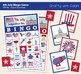 4th of July Bingo & Memory Game, Patriotic Themed Bingo Ga