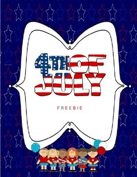 4th of July Packet Freebie