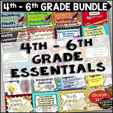 4th to 6th Grade Essential Bundle