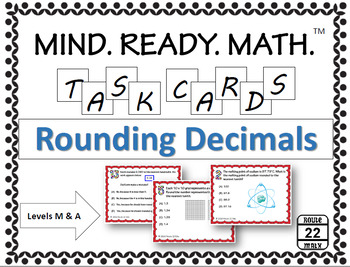 5.2C Rounding Decimals to the Tenths and Hundredths Task C