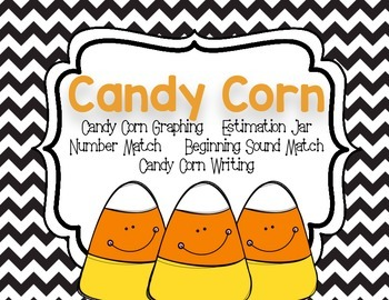 5 Candy Corn Themed Activities