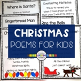 5 Christmas Poems for Kids