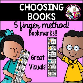 5 Finger Method-Bookmark