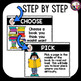 5 Finger Method to Choosing Books-Mini Bulletin Board