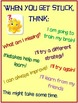 5 Growth Mindset Posters for Daily Positive Reinforcement!