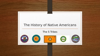 5 Indian Tribes Presentation