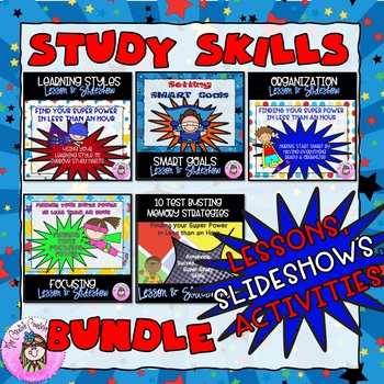 5 Lessons BUNDLE Find Your Super Power in Less than an Hou