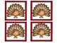 5 Little Turkeys Packet