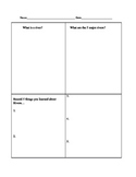 5 Major Rivers in the World Worksheet